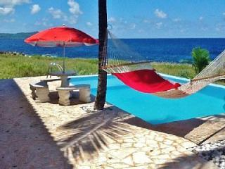 Oceanfront 5 Bedroom home.Pool.Semi-Private Beach. - Las Galeras vacation rentals