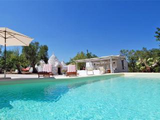 Trulli del Mandorlo: Trulli with Private Pool - Ceglie Messapica vacation rentals