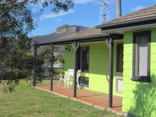 Bright and friendly house on a hill - Wild Pear Hill - Broke - rentals