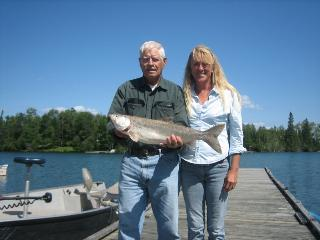 World class fishing in Nestor Falls Ontario - Sioux Narrows vacation rentals