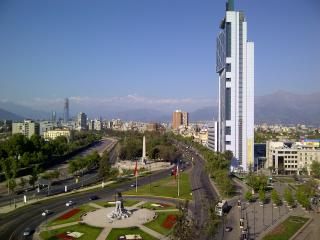 luxury apartment for tourists - Santiago vacation rentals