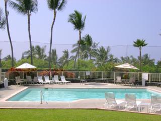 Holua Resort: full amenities, A/C, WIFI - Kailua-Kona vacation rentals