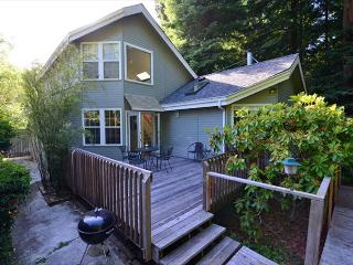 Hilltop House of Arcata - Large & Open 2 story, 2 bedroom home sleeps 7! - Arcata vacation rentals