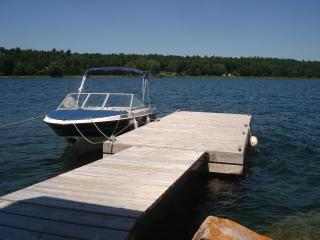 Private island cottage for rent 1000 islands - Mallorytown vacation rentals