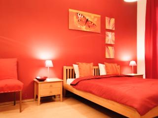 Quiet Two-bedrooms Apartment for 6 Adults + kids - Prague vacation rentals