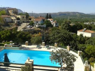 Villa with private swimming pool next to the sea! - Chania Prefecture vacation rentals