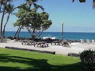 Kona Isle A4 Beautifully upgraded Ground Floor Condo in Oceanfront Community - Kailua-Kona vacation rentals