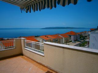 Magnificent three-bedroom apartmnt in a quiet area - Makarska vacation rentals