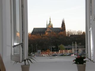 Cosy loft with Prague Castle view - Prague vacation rentals