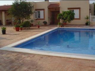St. Antoni Bay with pool - Ses-Paisses vacation rentals