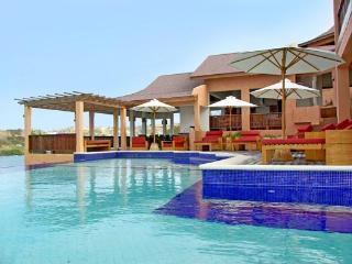 Luxury 2 bedroom villa w/ pool and sea views (v) - Lance Aux Epines vacation rentals