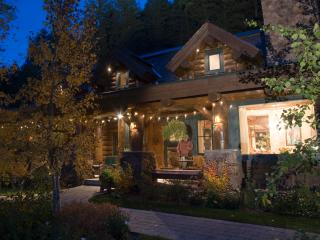 Silvertip Luxury Estate Compound-5 Cabins/2 acres - Central Idaho vacation rentals