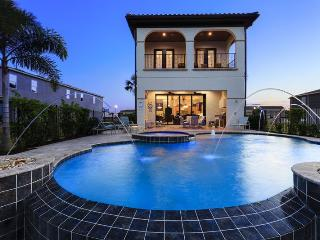 Infinity Luxury | Luxury Villa with Infinity Pool, Water Fountains, Summer Kitchen & Gas Fire Pit - Kissimmee vacation rentals