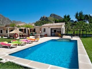 Beautiful Villa Moya with Private Pool and Views - Port de Pollenca vacation rentals