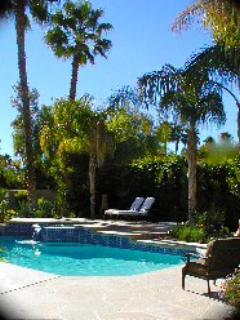 Totally private pool and spa yard - Private pool and spa vacation home - Palm Desert - rentals