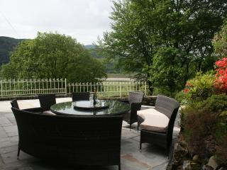 Self catering house, Snowdonia, Wales,  Mawddach estuary VIEWS, near beaches - Bontddu vacation rentals