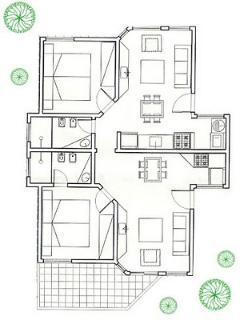 Apartment double Beachfront A1 veranda max 10 beds - Porto Seguro vacation rentals