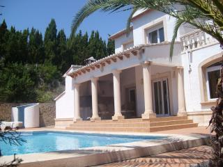 Baladrar Villa - Moraira vacation rentals