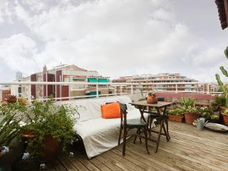 Be Barcelona - Marina - Cactus Terrace - Barcelona vacation rentals