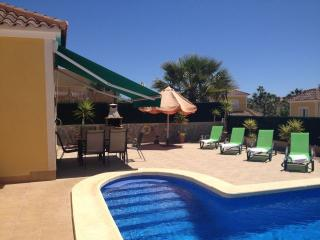 Mazarron Country Club villa, Wi-Fi, Pool & Air Con - Mazarron vacation rentals