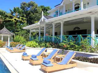 Villa Moon Dance SPECIAL OFFER: Barbados Villa 98 The Villa Faces West And Overlooks The 8th Hole Of The Famous Golf Course. - Sandy Lane vacation rentals
