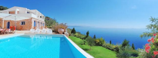 Villa Savion, Barbati - Heraklion Prefecture vacation rentals
