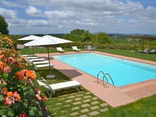 AgriturismoGiula with pool, apt. Girasoli - Castelfiorentino vacation rentals