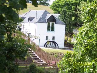 Beautiful 3 bedroom Castle Douglas Watermill with Internet Access - Castle Douglas vacation rentals