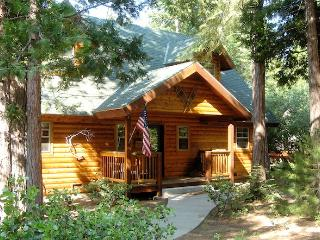 Spacious 3BR Shaver Lake Cabin w/Private Hot Tub & Wifi - Nestled in the Sierra National Forest! A Short Drive from the Lake & Shaver Village - Shaver Lake vacation rentals