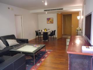 Best location - 2BR only 50 m. from BTS Ploenchit - Lat Yao vacation rentals