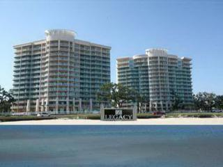 Beautiful 3 bedroom / 3 bath unfurnished condo with Gulf view! - Gulfport vacation rentals