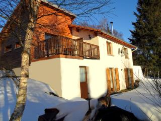 Bright 3 bedroom Gerardmer Chalet with Internet Access - Gerardmer vacation rentals
