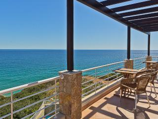 UNIQUE BEACHFRONT VILLA IN ALGARVE.  5/6 BEDROOMS - Salema vacation rentals