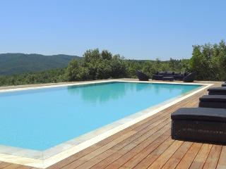 Villa Amiata holiday vacation villa rental italy, tuscany, siena area, pool - Casciano vacation rentals