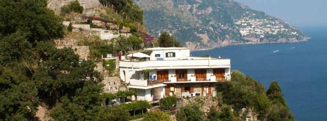 Casa Galli Villa to rent in Positano - Image 1 - Positano - rentals