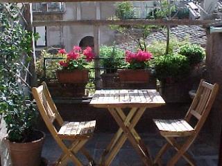Pellegrino Lovely Terrace - Image 1 - Rome - rentals