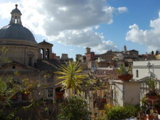 Madonna dei Monti Panoramic Terrace - Lazio vacation rentals