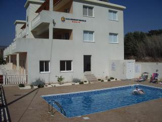 Diana51 superb 2 bed Apartment - Paphos vacation rentals