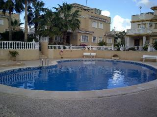 Immaculate and Spacious Playa Flamenca Townhouse - Torrevieja vacation rentals