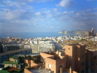 ACACIAS IV - Two bedrooms - one incredible view! - Benidorm vacation rentals