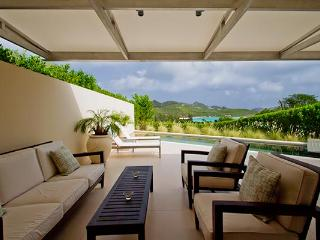 Beautiful spacious private villa on the hillside with ocean views WV ACE - Saint Jean vacation rentals