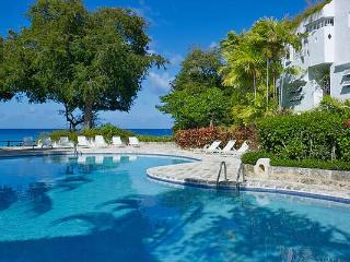 Caribbean sea views surrounded by lush gardens and a pool. WCV EDN - Saint Lucy vacation rentals