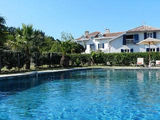 8 bedroom Villa in Saint Martin De Seignanx, Biarritz, France : ref 2017931 - Lahonce vacation rentals