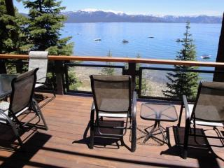 Lakefront 3BR Tahoe City Townhouse w/Fireplace, Deck & Amazing Views - Steps from Lake Tahoe! - Tahoe City vacation rentals
