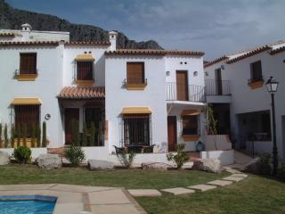 Casa de Limon,  2 Bed house with a/c and pool - Montejaque vacation rentals