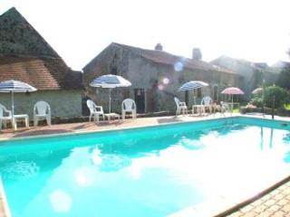 Cozy Gite in Magnac-Laval with Fireplace, sleeps 6 - Magnac-Laval vacation rentals