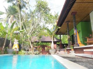 Bali's Magical East Coast Green House, Low Season - Padangbai vacation rentals