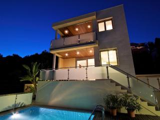 Ultra-modern villa 1 with spectacular sea view - Alcudia vacation rentals