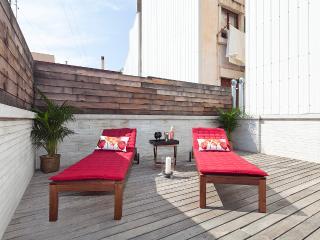 B46.1.6 | Barcelona Garden Attic VI - Barcelona vacation rentals