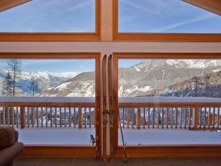 Stunning 5 bedroom Chalet Aventure - La Tzoumaz vacation rentals